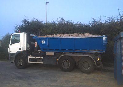 Verhuur containers - Kortirjk
