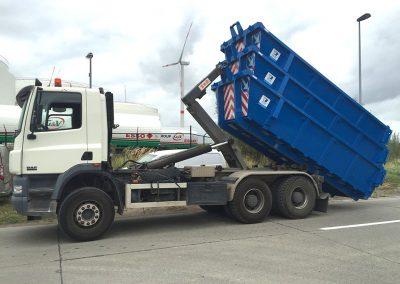 Verhuur containers voor bedrijven Roeselare