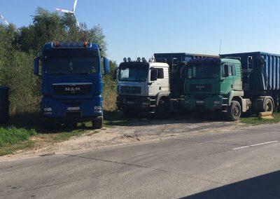 Transport afval - containerverhuur gemengd afval