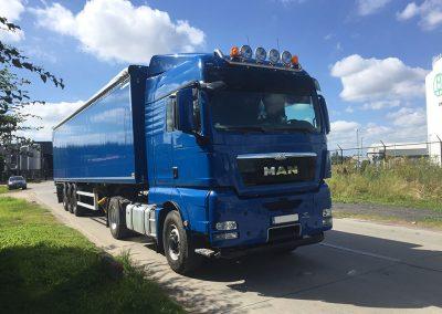 Transport en verhuur containers Izegem