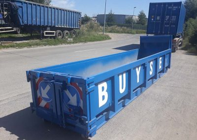 Containerverhuur - mini-container