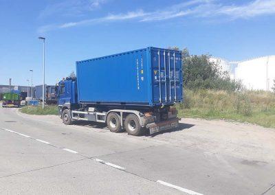 Container voor opslag